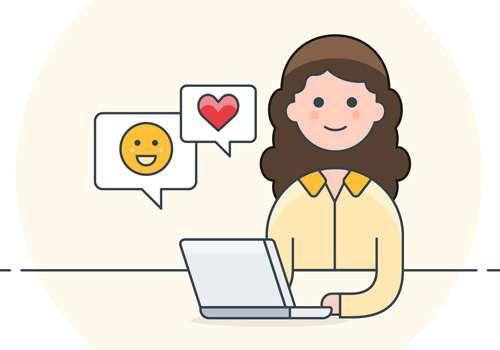Social Media Accounts Integration - Thank You Page