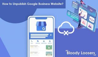 How to Unpublish Google Business Website