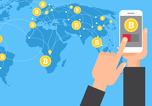 International Payments - Bitcoin Marketplace