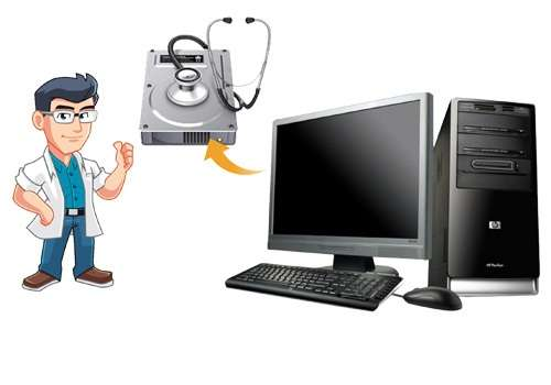 Desktop Data Recovery - Hard Drive Data Recovery