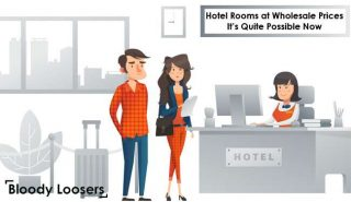 Hotel Rooms at Wholesale Prices - It's Quite Possible Now