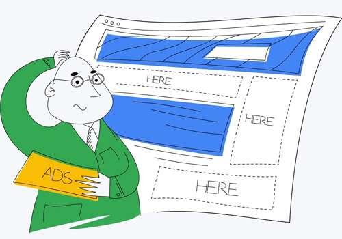 Display Advertising - Website Monetization