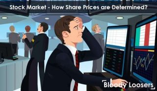 Stock Market - How Share Prices are Determined