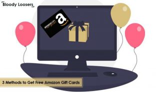 3 Methods to Get Free Amazon Gift Cards