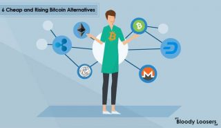 6 Cheap and Rising Bitcoin Alternatives