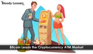 Bitcoin Leads the Cryptocurrency ATM Market