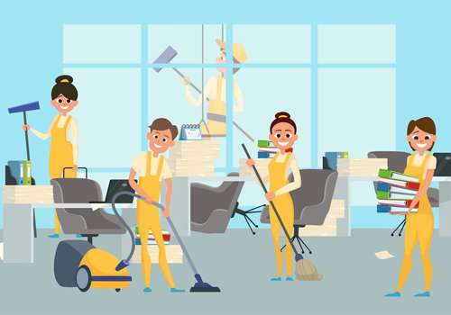 Cleanliness is Must before Shoot a Video - Corporate Video
