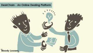 DeskChain - An Online Dealing Platform