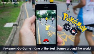Pokemon Go Game - One of the Best Games around the World