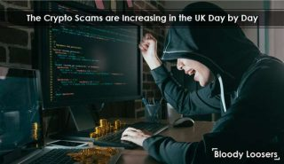 The Crypto Scams are Increasing in the UK Day by Day