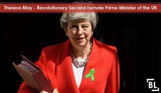 Theresa May - Revolutionary Second Female Prime Minister of the UK