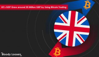 UK's GDP Grew around 20 Million GBP by Using Bitcoin Trading