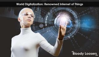 World Digitalization - Renowned Internet of Things