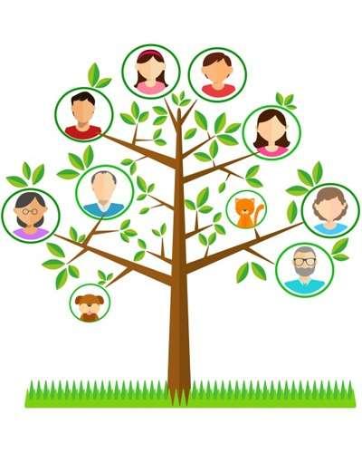 Family Tree - Self-Exploration