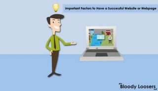Important Factors to Have a Successful Website or Webpage