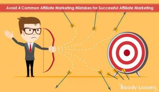 Avoid 4 Common Affiliate Marketing Mistakes