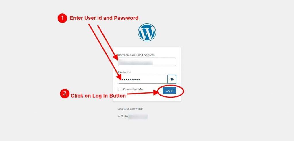 Step 2 - Enter Credential Details - Password Generator Tool