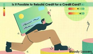 Is It Possible to Rebuild Credit for a Credit Card